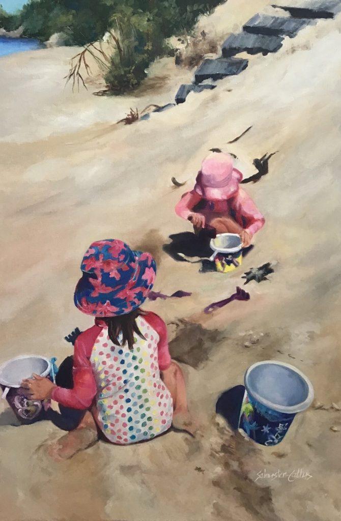 AOSE-Jan Schuster-Callus-Sunny Day at the Beach-2H6ZU