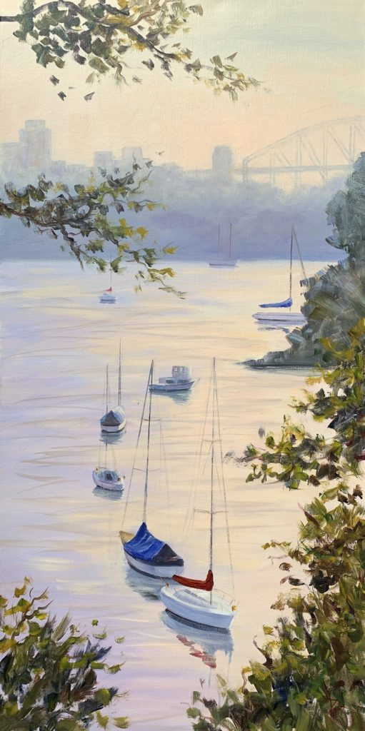 AOSE-Shelly Du-Harbour Morning-UlImx