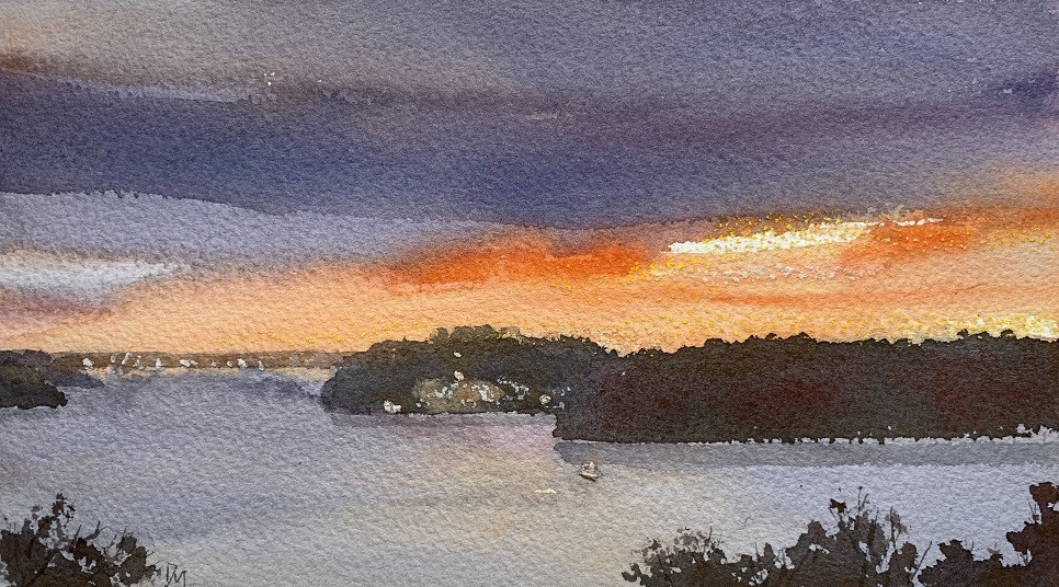 Waverton Sunset