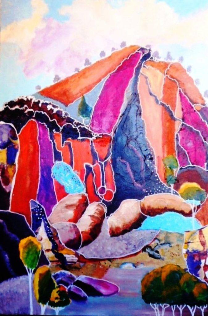 AOSE-Yvonne West-Nooldoonooldoona Gorge, Arkanoola-0Jzkt