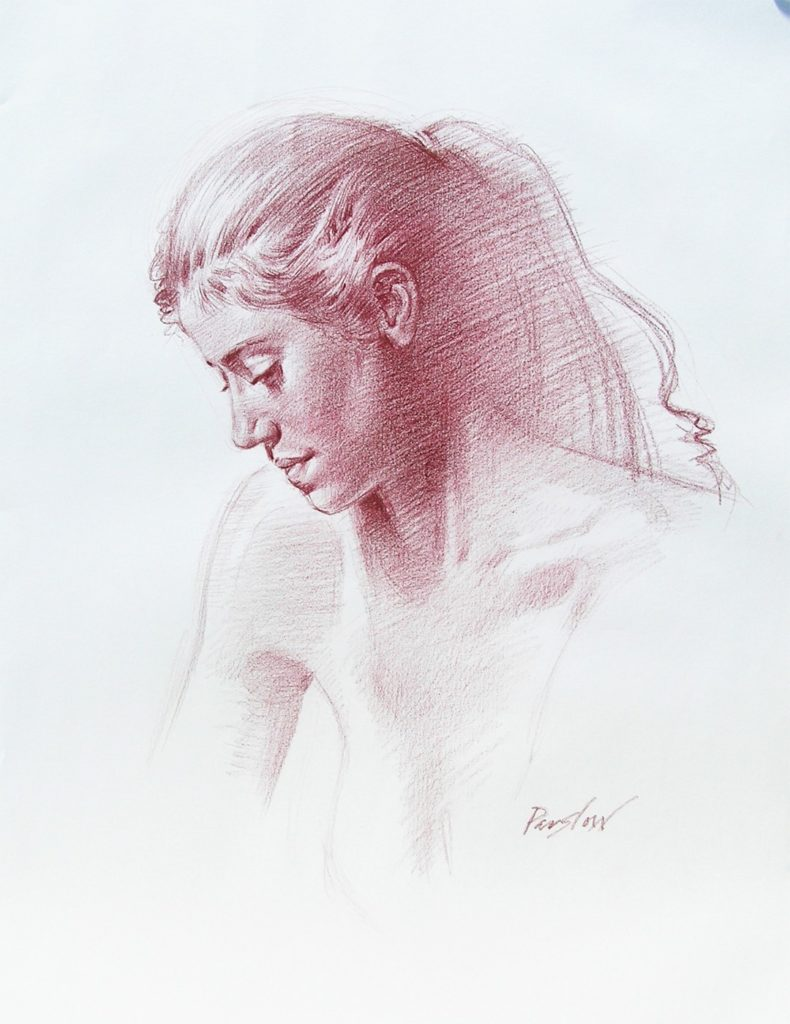 Girl in Profile-ImuNv