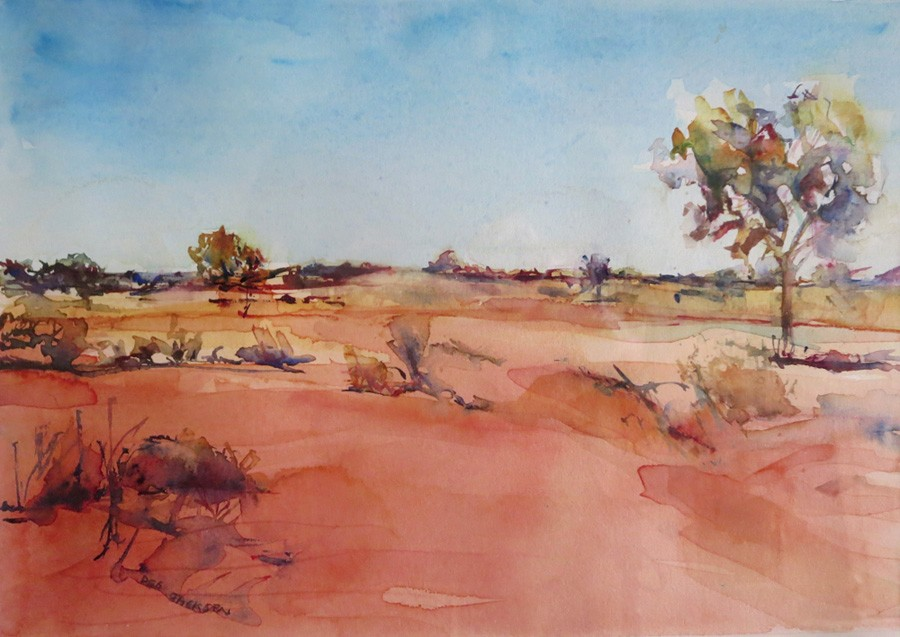 Simpson Desert (Munga-Thirra National Park)