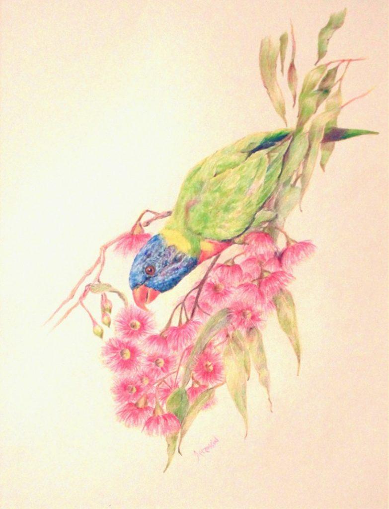Sweet Treat by Annette McCrossin unframed-nSm3C